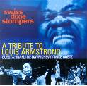Details der CD ««A Tribute to Louis Armstrong»»